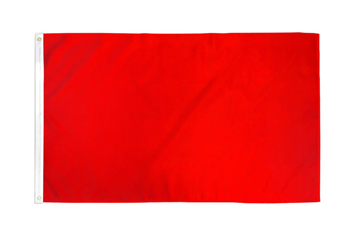 Red Solid Color DuraFlag