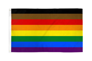 Philly Rainbow Ultra Breeze Flag