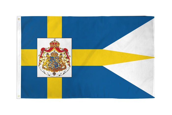 Sweden Royal Flag