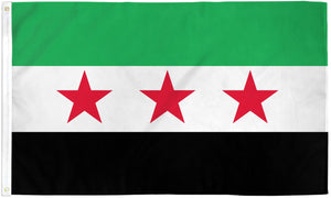 Syrian (Republic) Flag