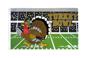 Turkey Bowl Flag