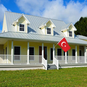 Turkey Waterproof Flag