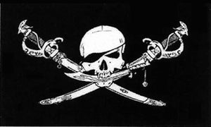 Pirate flags-Brethren of the Coast Flag 3x5ft