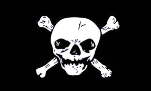 Pirate flags-Big Skull Flag 3x5ft