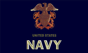 Military flags-U.S. Navy New Flag 3x5ft