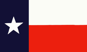Texas state flag 3x5 ft - US state Flags