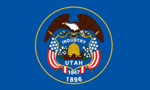Utah state flag 3x5 ft - US state Flags