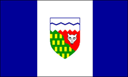 3x5 ft Northwest Territories Flag