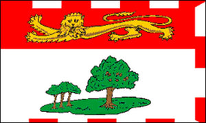 3x5 ft Prince Edward Island Flag