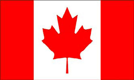 Canada flag 3x5 ft - International Flags