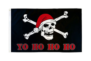 Yo Ho Ho Ho Pirate Flag