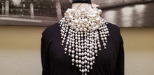 Load image into Gallery viewer, Pearl White Necklace
