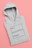 Issa millennial thing Hooded Sweatshirt