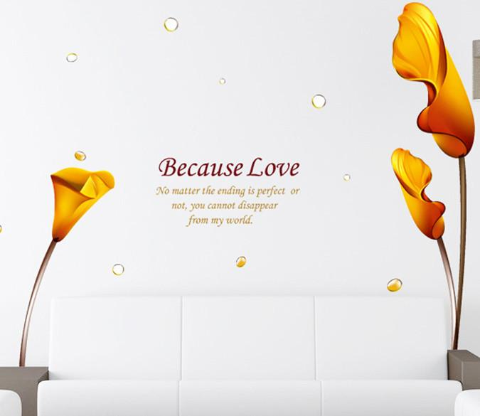 Because Love 1 Wallpaper AJ Wallpaper