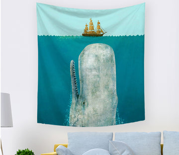 3D Shark Mouth 2377 Tapestry Hanging Cloth Hang