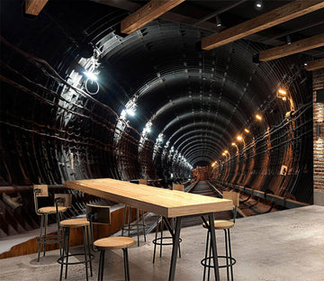 3D Railway Tunnel 623