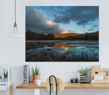3D Tranquil Lake 131 Jerry LoFaro Wall Sticker