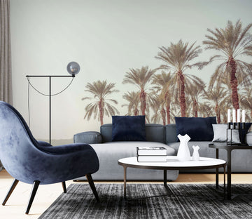 3D Palm Tree 062 Assaf Frank Wall Mural Wall Murals