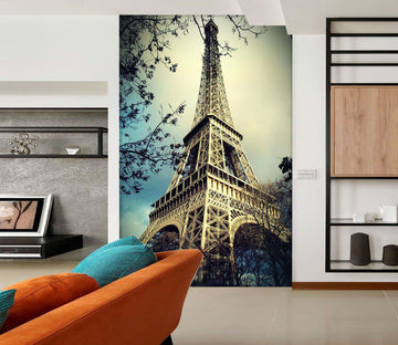 3D Eiffel Tower 708 Wallpaper AJ Wallpaper