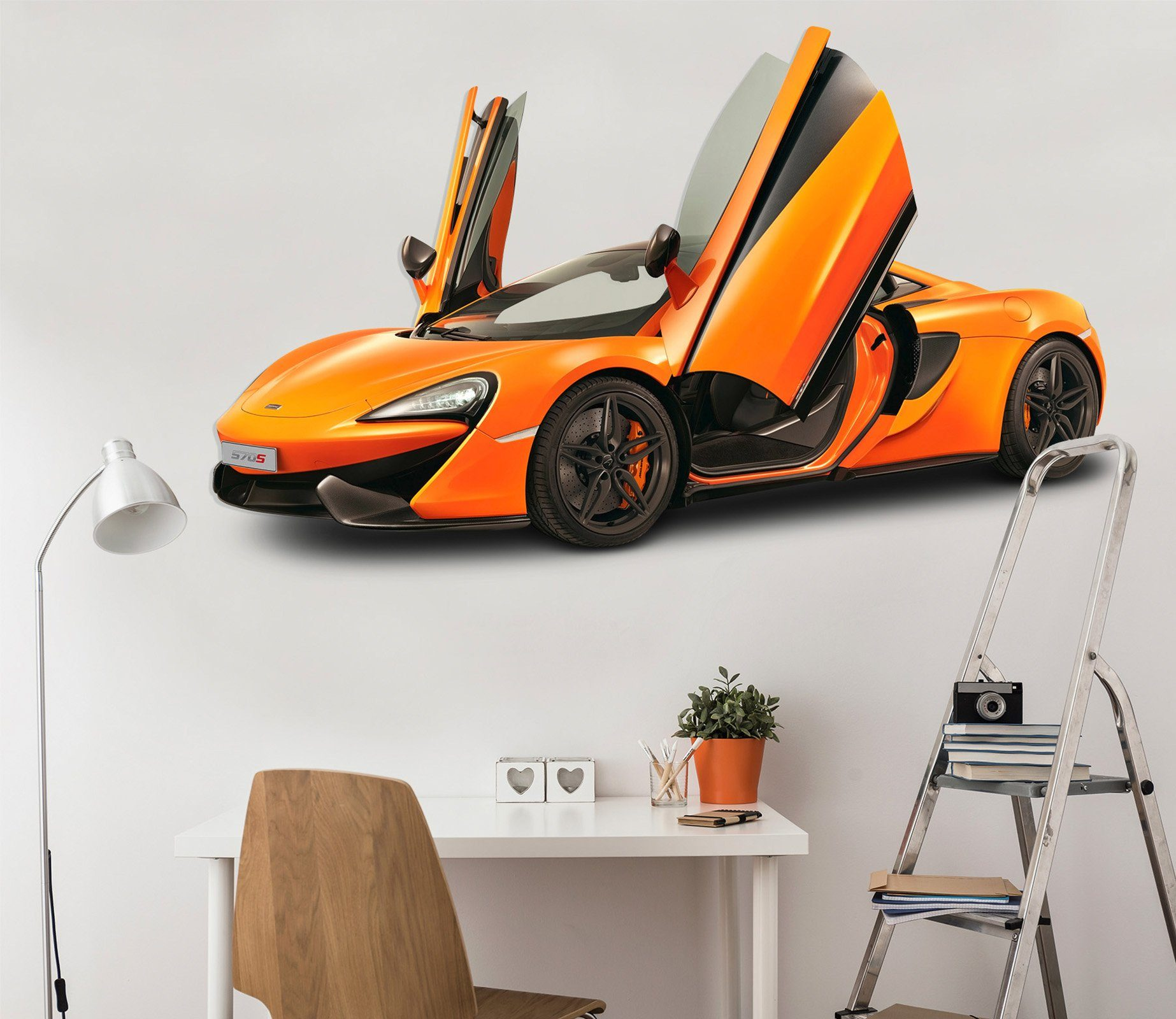 3D Mclaren 202 Vehicles