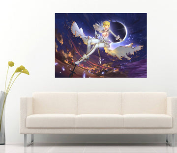 3D Fate Stay Night 016 Anime Wall Stickers