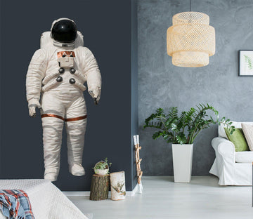 3D Astronaut 0233 Wall Stickers