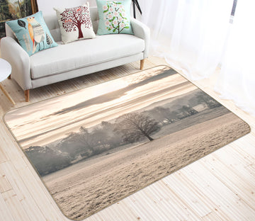 3D Evening Tree 171 Assaf Frank Rug Non Slip Rug Mat