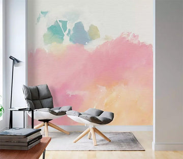 3D Color Inkjet 1387 Wall Murals
