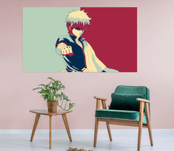 3D Gintama 023 Anime Wall Stickers