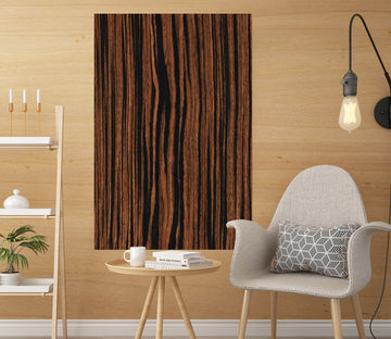 3D Wood Grain 1002 Wall Sticker