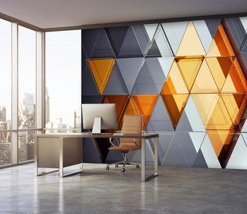 3D Business Office 45 Wall Murals