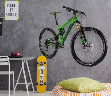 3D Mountain Bike Bicycle 243 Vehicles