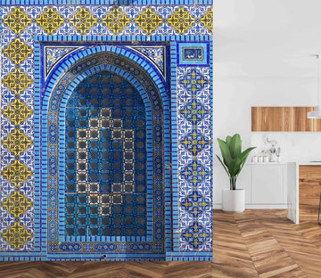 3D Traditional Pattern 114 Assaf Frank Wall Mural Wall Murals