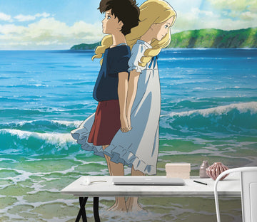 3D When Marnie Was There 107 Anime Wall Murals