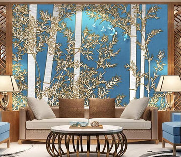 3D Bamboo Forest 2014 Wall Murals Wallpaper AJ Wallpaper 2