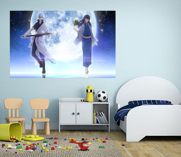 3D Inuyasha 041 Anime Wall Stickers