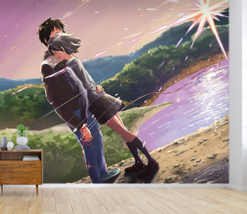 3D Your Name 085 Anime Wall Murals