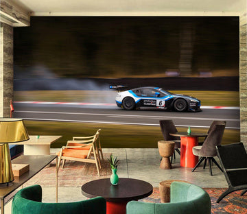 3D Aston-martin Road 902 Vehicle Wall Murals Wallpaper AJ Wallpaper 2