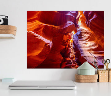 3D Antelope Canyon 134 Marco Carmassi Wall Sticker Wallpaper AJ Wallpaper 2