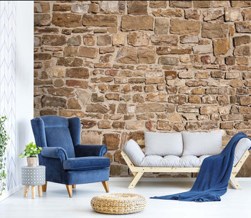 3D Stone Earth Wall 18 Wall Murals