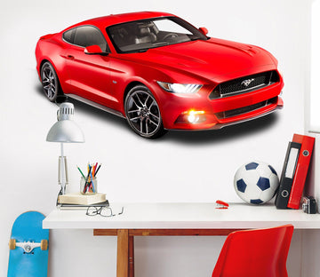 3D Ford Mustang 0285 Vehicles