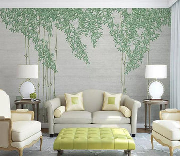 3D Bamboo 1254 Wall Murals Wallpaper AJ Wallpaper 2