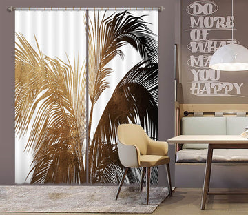 3D Golden Tree 1116 Boris Draschoff Curtain Curtains Drapes