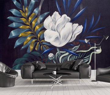 3D Flower 165 Wall Murals