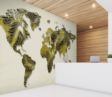 3D Texture Map 011 Wall Murals