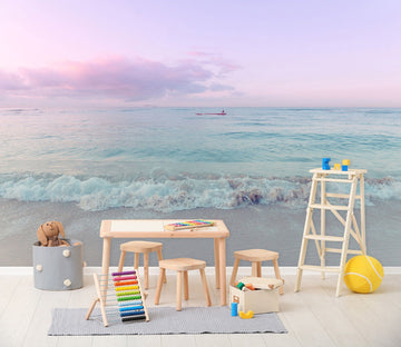 3D Beautiful Sea View 108 Noirblanc渡部陽 Wall Mural Wall Murals