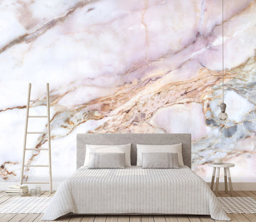 3D Light Marbling Texture 025 Wall Murals