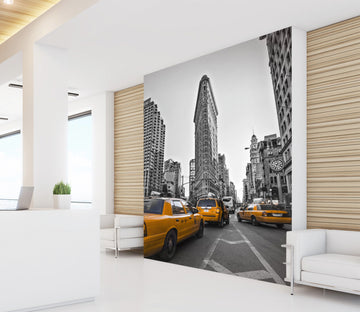 3D New York Avenue 102 Assaf Frank Wall Mural Wall Murals
