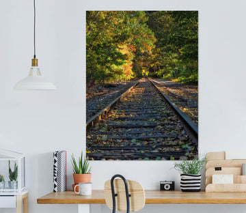 3D Railway Stones 135 Jerry LoFaro Wall Sticker