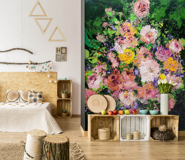 3D Heavenly Garden 282 Allan P. Friedlander Wall Mural Wall Murals